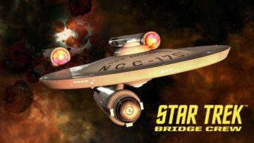 Enterprise bridge confirmed in Star Trek: Bridge Crew