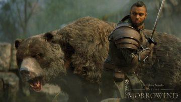 The Elder Scrolls Online heads to Morrowind, adds bears