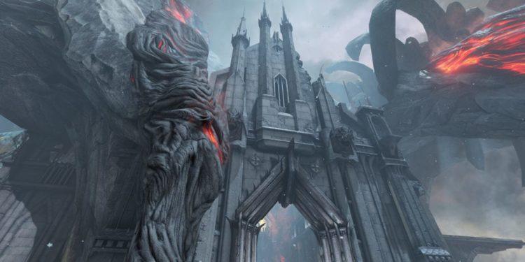 Quake Champions Burial Chamber Arena revealed
