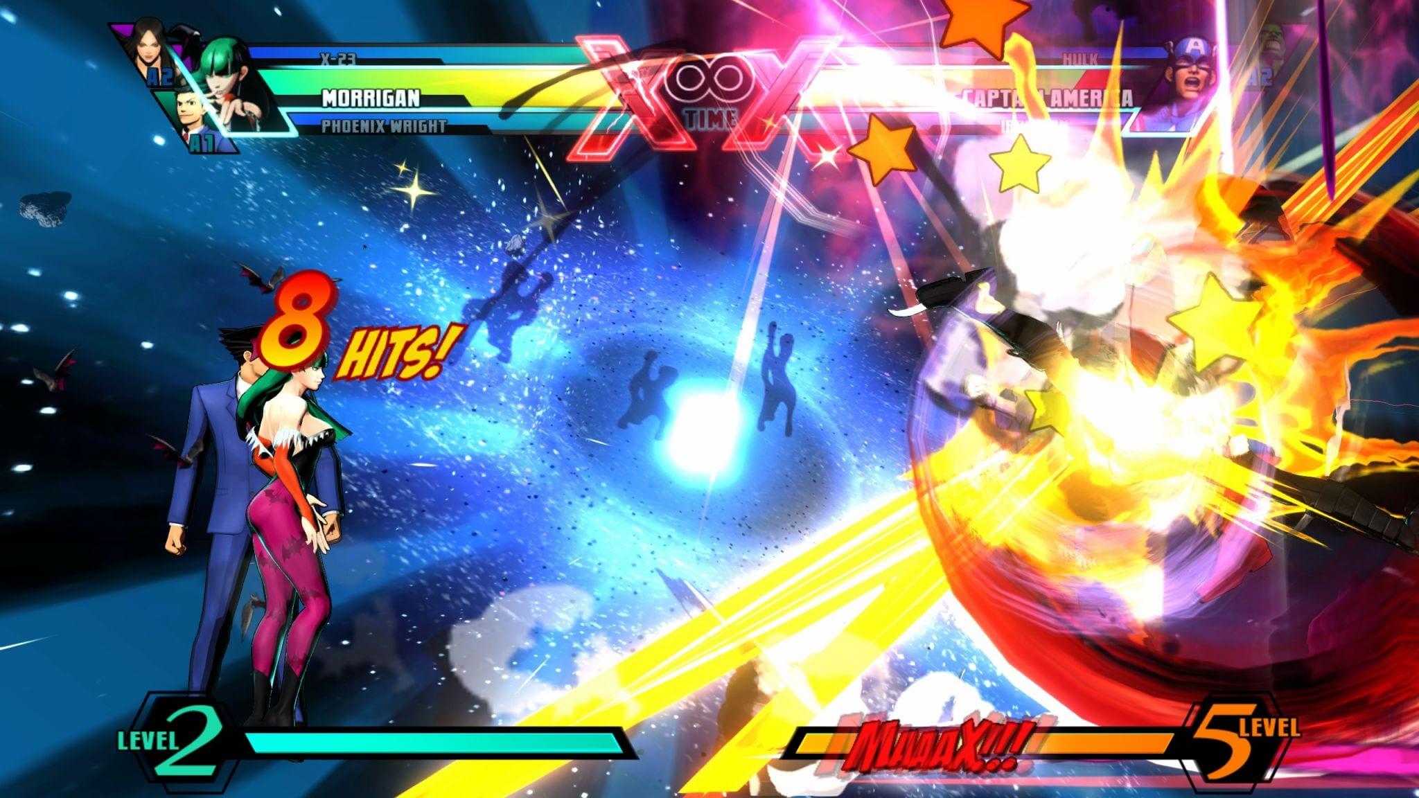 Marvel Vs Capcom 1 Sound Effects
