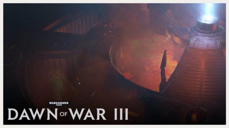 Dawn of War 3 trailer goes on Warhammer 40K travelogue