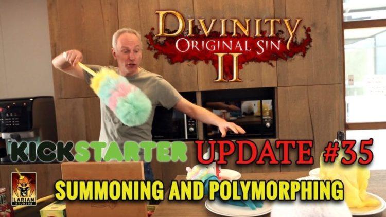 Divinity: Original Sin 2 adds Polymorph and Summoning abilities
