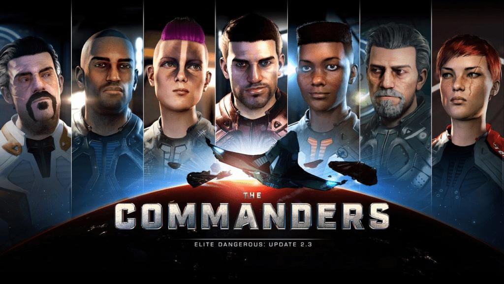 Elite: Dangerous Commanders 2.3 launching in mid April