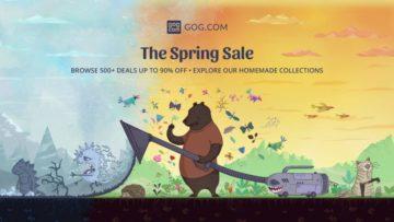 GOG Spring sale is live until next week