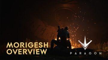 Paragon's new hero Morigesh skills revealed