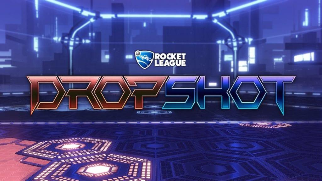 Rocket League Dropshot mode revealed as free update