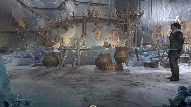Syberia 2 is free on Origin for the near future