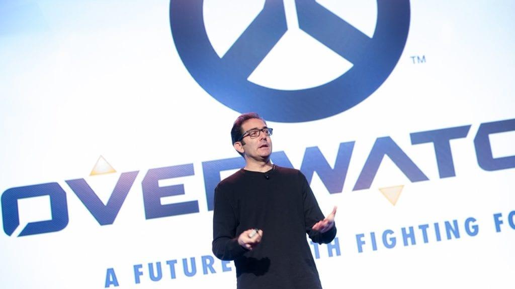 Watch Jeff Kaplan's GDC 2017 Overwatch world building presentation