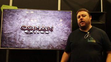 Watch the Conan Exiles GDC presentation with Joel Bylos