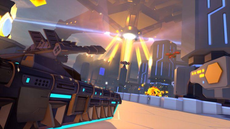 Battlezone VR PC Beta Preview
