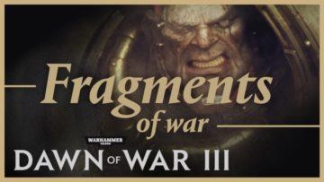 Dawn of War 3 trailer heralds launch of multiplayer open beta