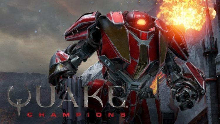 Quake Champions video introduces Clutch