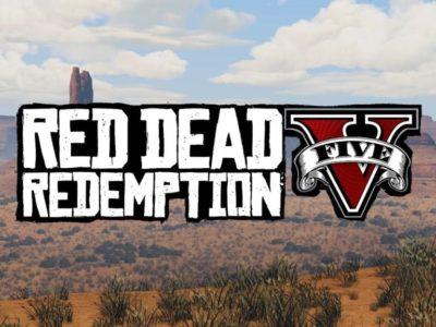 Red Dead Redemption GTA V