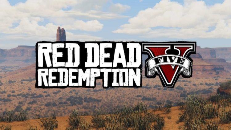 Red Dead Redemption GTA V mod gets its first trailer