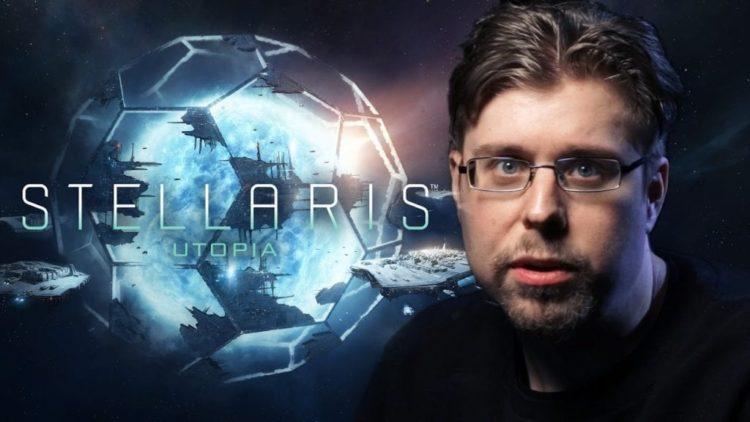 Stellaris dev video talks Utopia update which arrives 6 April