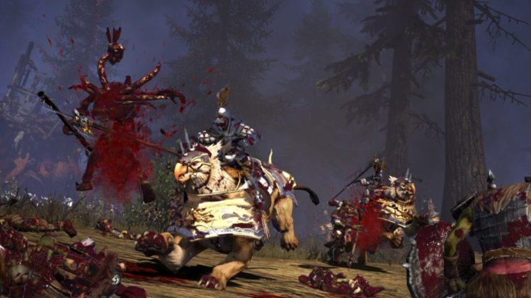 Total War: Warhammer's Blood God DLC covers both games