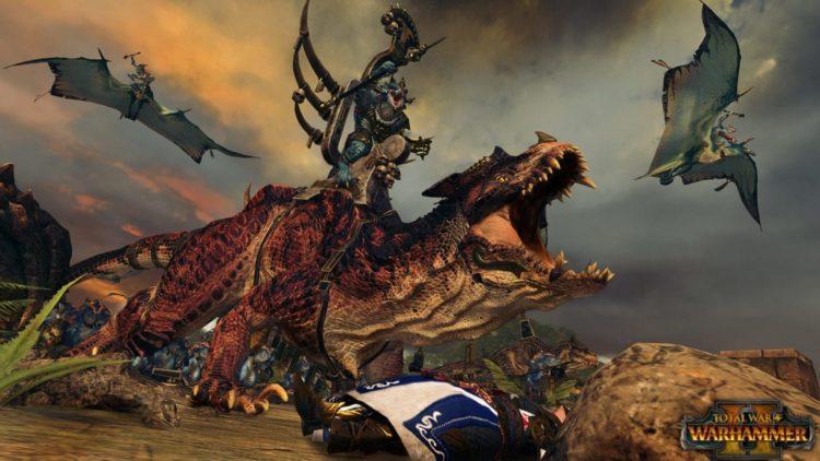 Total War: Warhammer 2 Lizardmen in-engine trailer released