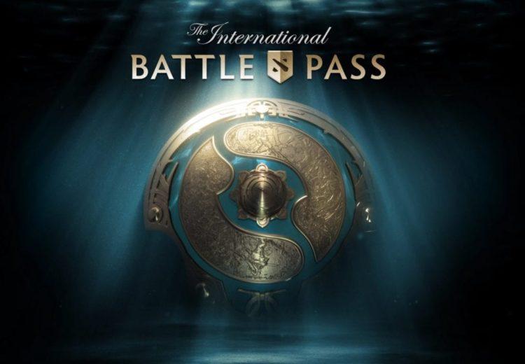 Dota 2's The International 2017 Battle Pass launches