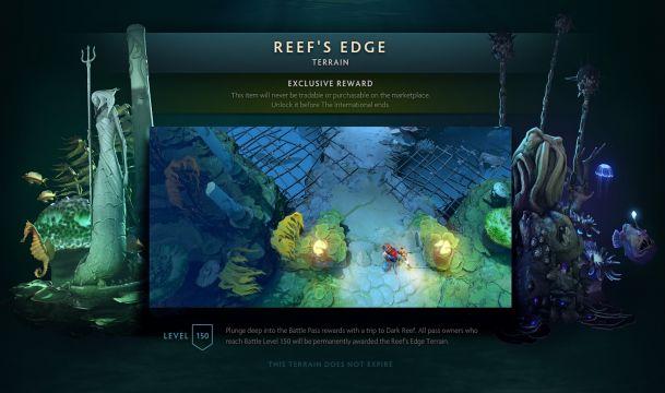 dota 2 ti7 reefs edge