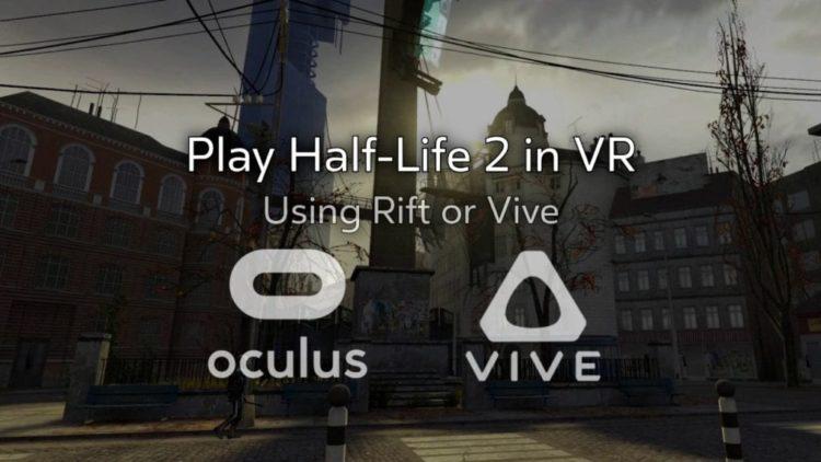Half Life 2: VR mod lands on Steam Greenlight