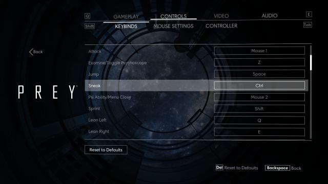 prey-key-mouse-1-640x360 Prey PC Technical Review