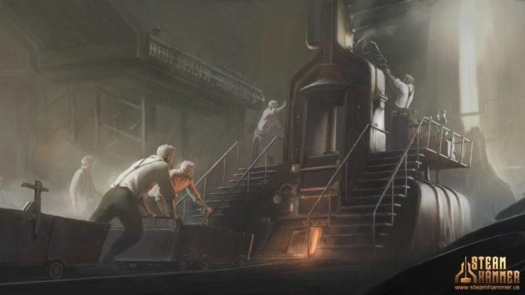 Steampunk open world RPG Steam Hammer hits Early Access next week