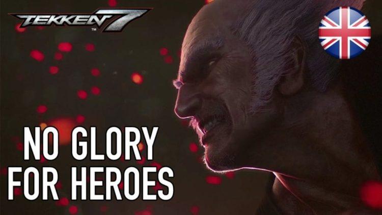 Tekken 7 gets a dramatic story trailer