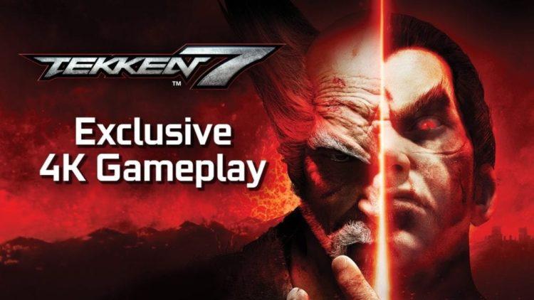 Tekken 7 PC requirements and 4K video released