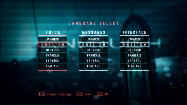 vanquish language