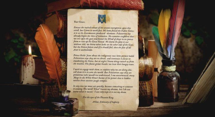 Total War: Warhammer 2 teases further Lizardmen reveal