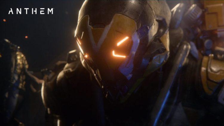 BioWare's new IP revealed as Anthem, has teaser trailer