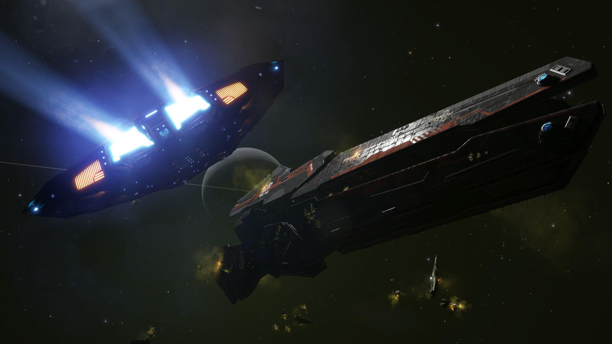 Elite Dangerous: The Return 2.4 Beta begins 17 August