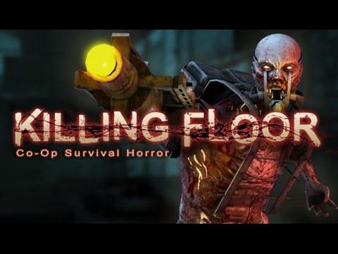 Killing Floor free at Humble Store until 24 June