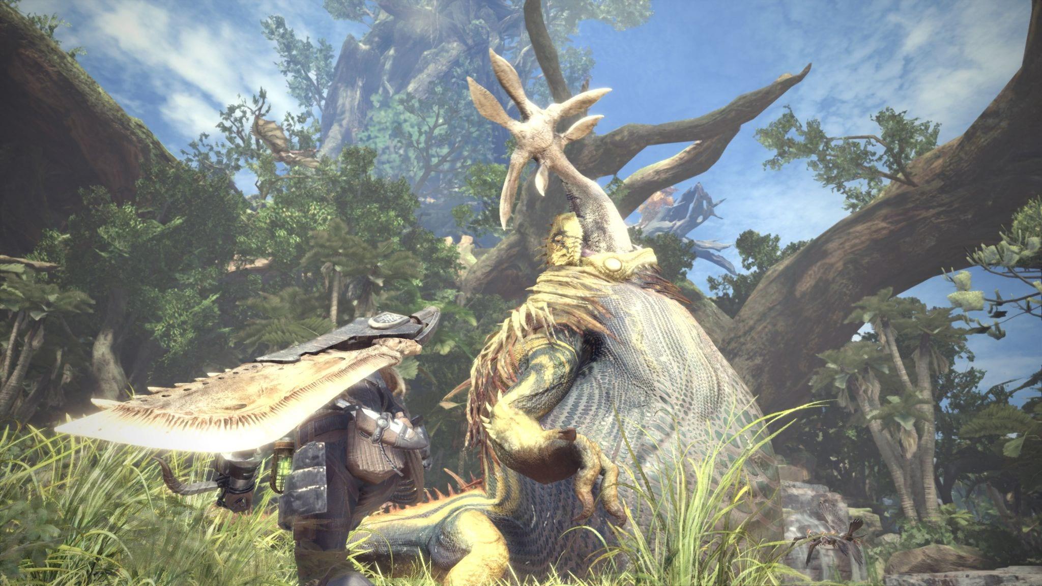 Monster hunter online pc us release date
