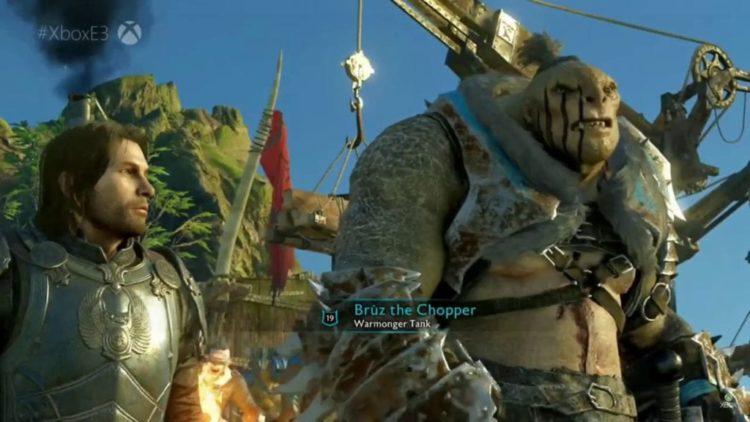 Shadow of War E3 2017 footage introduces Australian Orcs