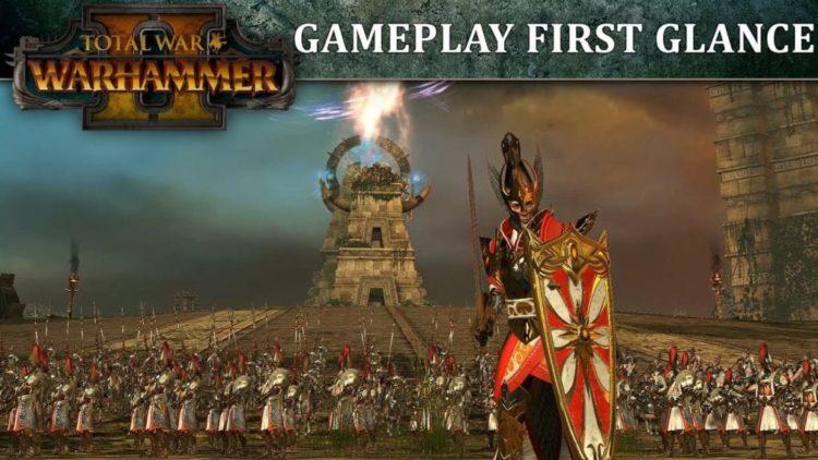 Total War: Warhammer 2 E3 trailer shows Kroq-Gar quest battle