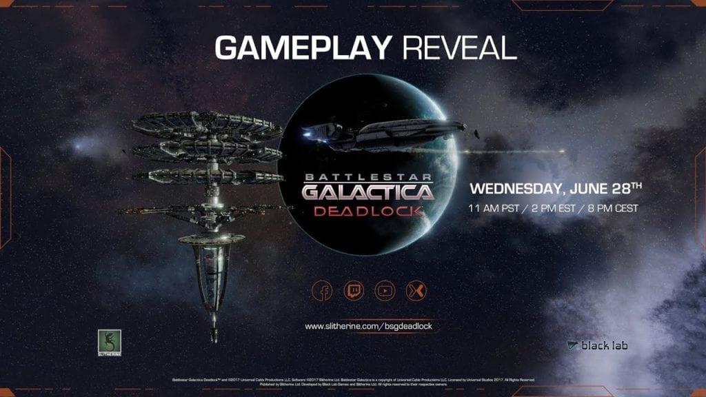 Watch the live Battlestar Galactica Deadlock gameplay reveal