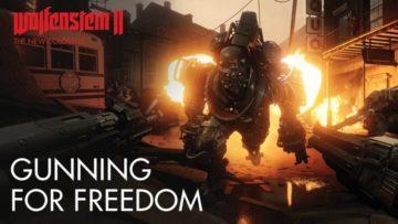 Wolfenstein 2 trailer confirms mixed dual wielding, hatchets