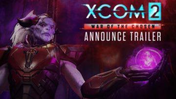 XCOM 2 expansion War of the Chosen announced