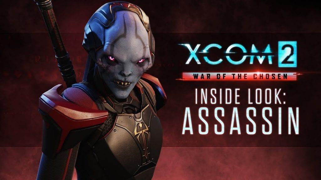 XCOM 2: War of the Chosen video stalks the Assassin