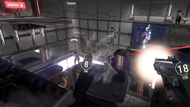 Sairento VR