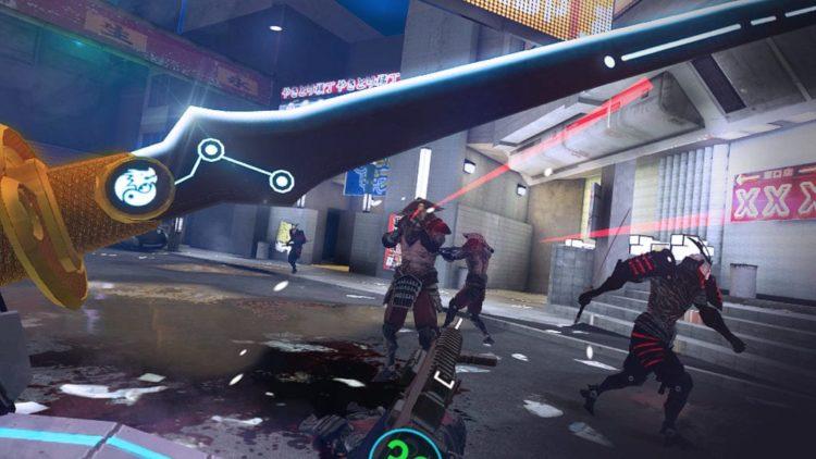 Sairento VR Preview