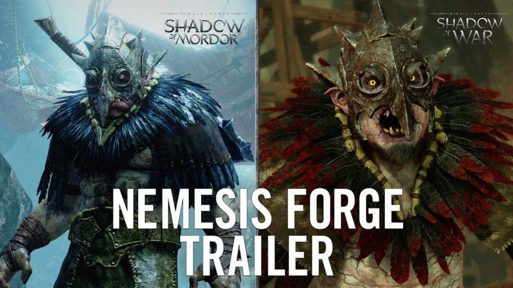 Bring your Shadow of Mordor Nemesis into Middle-earth: Shadow of War – Play Shadow of Mordor free now