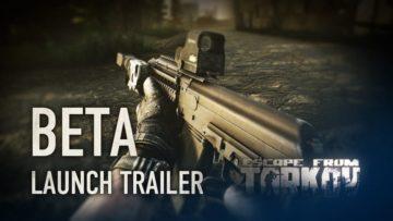 Escape from Tarkov closed beta begins