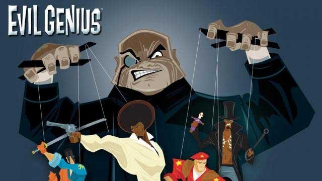 Rebellion reveals that Evil Genius 2 is in development
