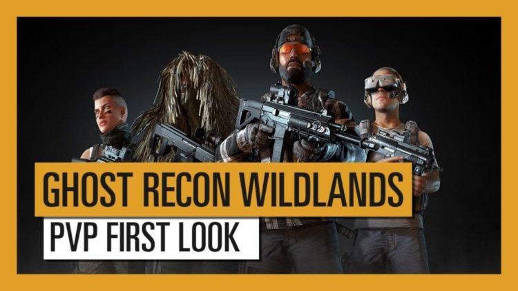 Ghost Recon: Wildlands PvP arrives autumn – Beta starting soon
