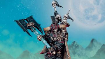 Krell entry appears in Total War: Warhammer Steam database