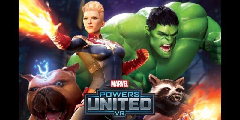 Marvel Powers United