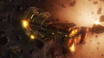 Starpoint Gemini Warlords Titans Return DLC bringing massive ships