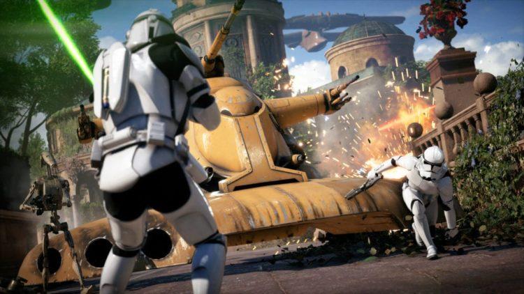 Star Wars Battlefront 2 public multiplayer beta starts on 6 October